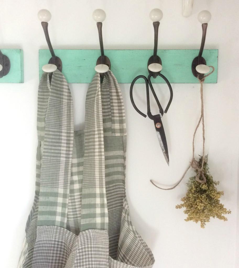 linen market apron