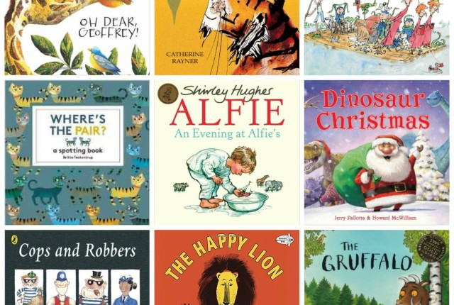 books for three year olds