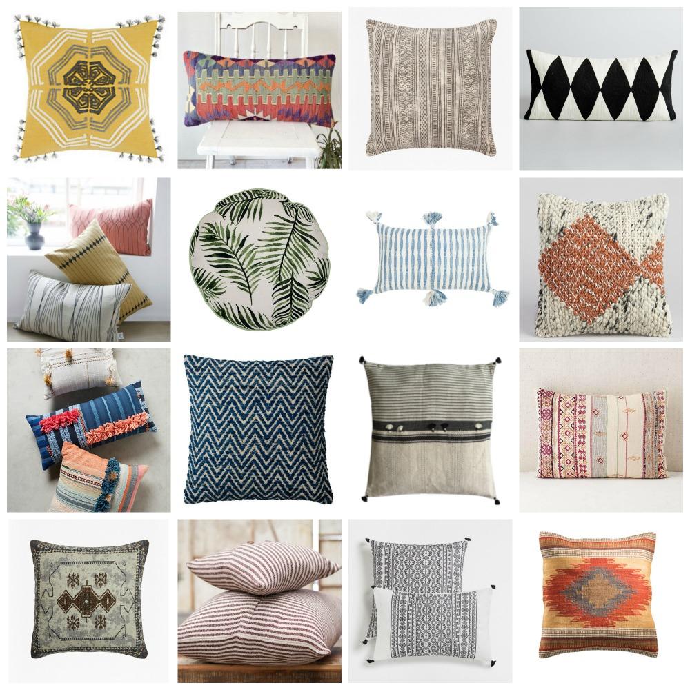 cushion round up stylish 2017
