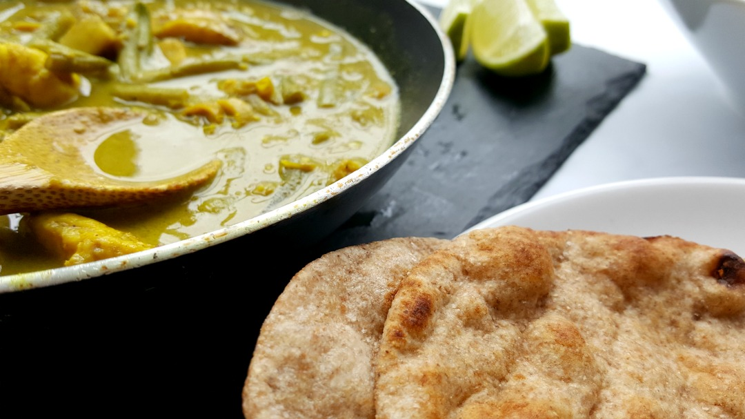 Sri Lankan Fish Curry With Hellofresh