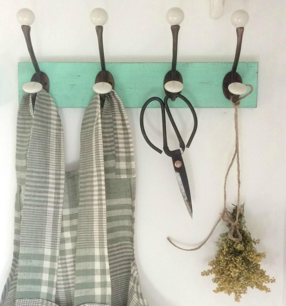 linen market apron small
