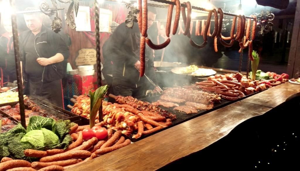 christmas market krakow