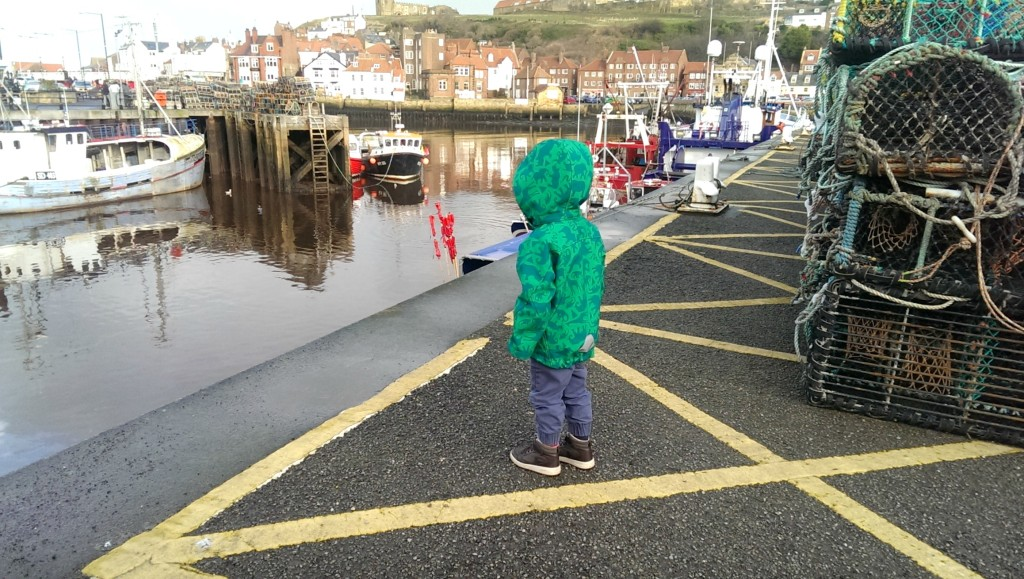 whitby harbour three