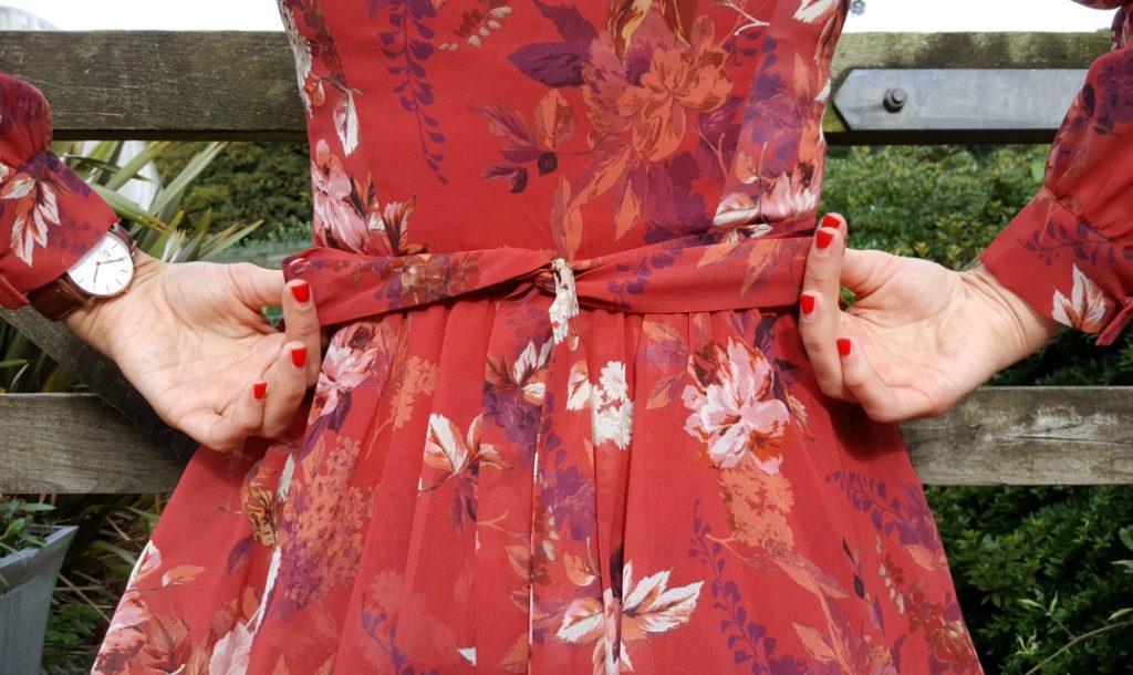 laura ashley aw16 dress