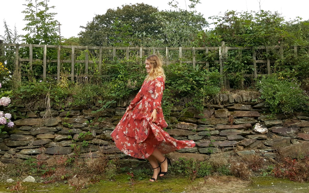 laura ashley dress freespirit
