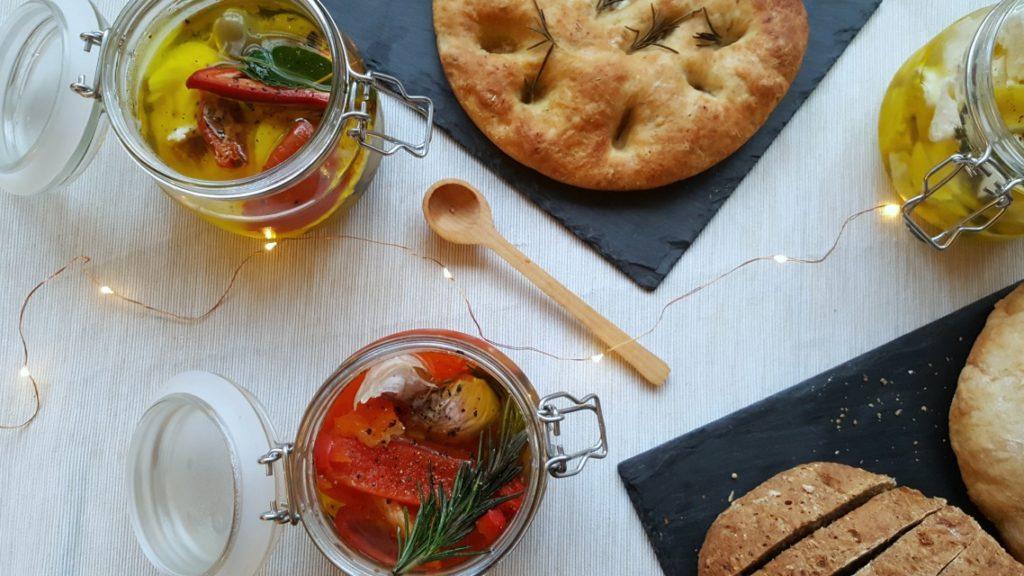 Mediterranean supper