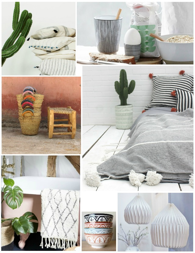 home accessories scandi global