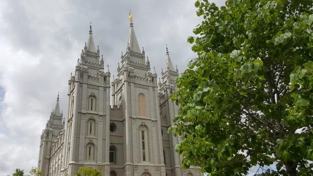 temple square utah