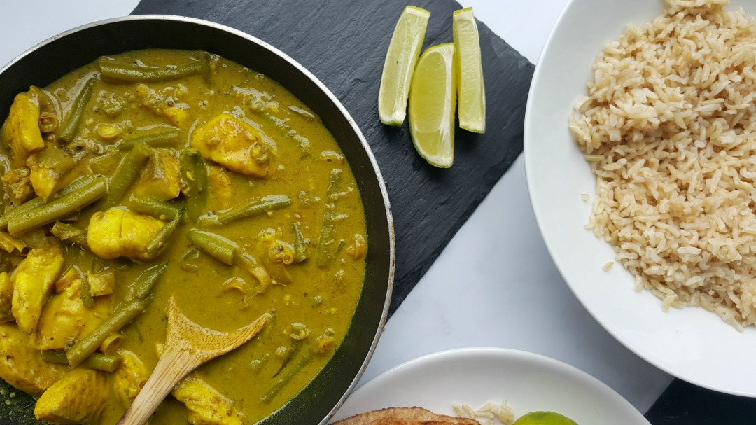 Sri Lankan Fish Curry With Hellofresh