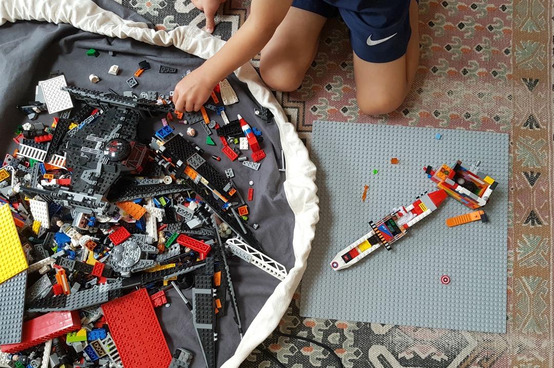 favourite toys Lego